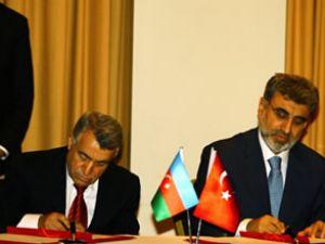 Türkiye ve Azerbaycan'dan gaz anlaşması