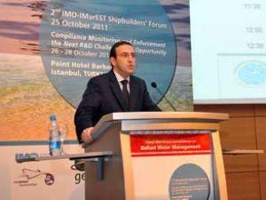 Balast Suyu Ar-Ge Forumu açılışı yapıldı