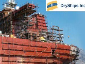 Dryships yeni inşa planları için kredi aldı