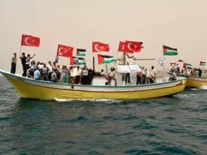 Gazze'ye yeni bir gemi mi gönderilecek?