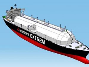 MHI, iki LNG tankeri sözleşmesi imzaladı