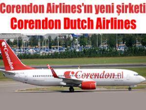 Corendon Airlines, uçuşlara başladı
