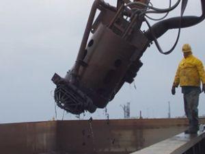 İzmir'de tarama gemisi ihalesi sonuçlandı