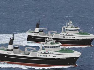 Tersan, balıkçı gemilerinin inşasına başladı