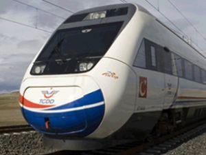 İstanbul-Sivas hızlı trenle 5 saat olacak