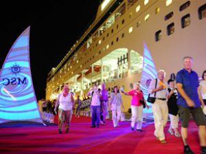 MSC Cruise Abu Dabi'yi rotasına ekledi