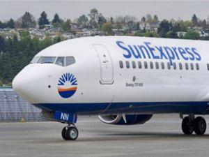 SunExpress yolcu sayısını %16 artırdı