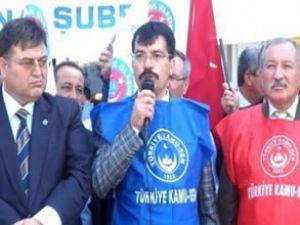 DHMİ Personeli tazminat hakkını istiyor