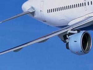 Uçak sesi paniğe neden oldu