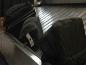 Valizden hırsızlık iddiası