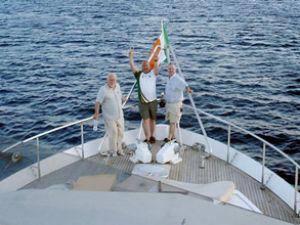 Yardım gemileri Gazze'ye doğru yola çıktı