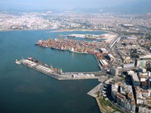 İzmir Limanı'nın kapasitesi 3 kat artacak