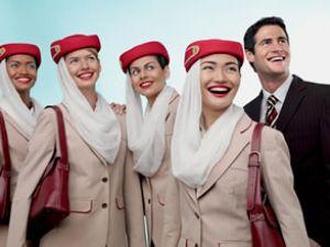 Emirates'e kabin ekibi alım 23 Mart'ta
