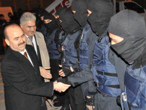 Atatürk Havalimanı'nda korsan tatbikatı