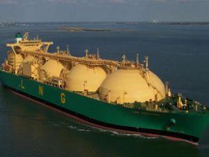LNG Adamawa gemisi Çanakkale'den geçti