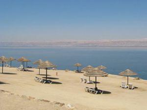 İsrail ve Filistin, Ölü Deniz için rakip oldu