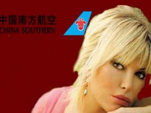 China Southern'den Ajda Pekkan'a teklif