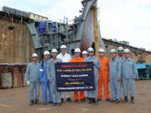 Geden'in yeni gemisi 2012'de hazır
