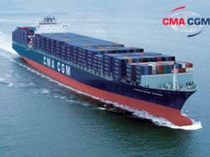 CMA CGM, Libya servislerine devam ediyor