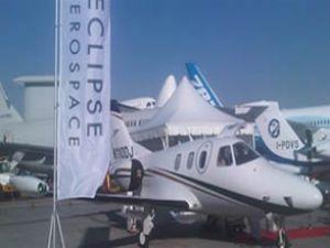 Eclipse, Dubai Air Show'da 5 sipariş aldı