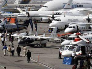 Dubai'de bir günde uçak satış rekoru kırıldı