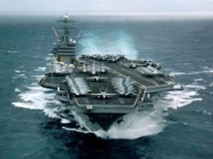 ABD donanmasının gözdesi: Carl Vinson