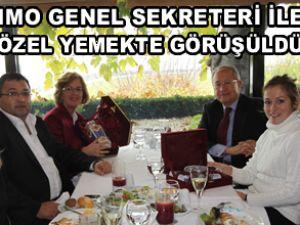 Mitropoulos, Türkiye'den mutlu ayrıldı