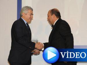 Konteyner Gemi Acenteliği Ödülü MSC'nin