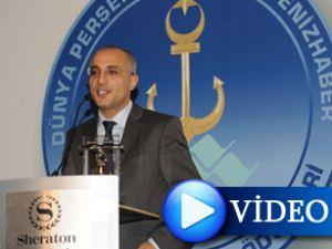 Akmar Gemi Acenteliği'ne Altın Çıpa Ödülü