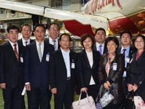 Çin'den myTECHNIC tesislerini ziyaret