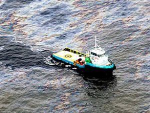 Atlantik Okyanusu'nda petrol sızıntısı