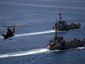 Nusret 2011 tatbikatı Saros'ta başladı