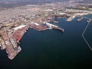 Mersin Limanı'nda yük trafiği düşüş yaşadı