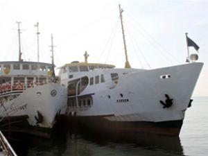 İzmir'de vapur kazasının sebebi açıklandı
