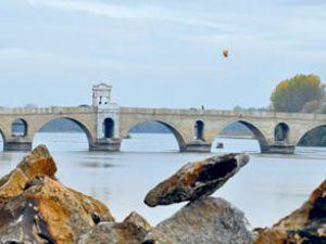 Trakya'nın asırlık köprüleri aydınlanacak