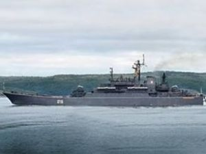 Rusya savaş gemileri Suriye sularında