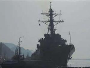 ABD'li 'USS Ramage' Marmaris'e geldi