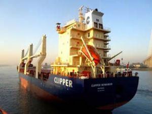 Clipper Newhaven'ın yeni gemisi geldi