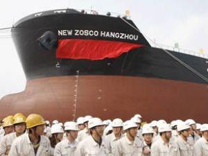 ZOSCO, yeni gemisini törenle adlandırdı