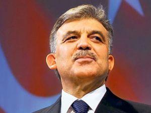 Abdullah Gül'den AB'ye 'Kıbrıs' mesajı
