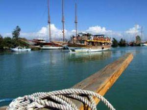 Antalya'da deniz ulaşımı için önemli adım