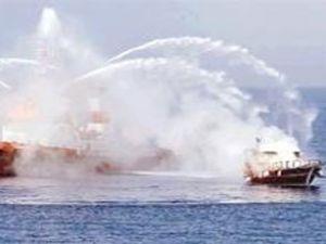 Türkiye ve KKTC'den ortak kirlilik tatbikatı