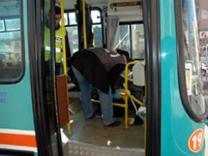 Halk otobüsü şoförüne silahlı saldırı