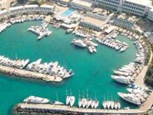 Çeşme Marina'da İkinci El Tekne Fuarı