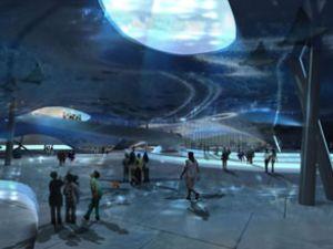 Dünyanın ilk konsept akvaryumu projesi