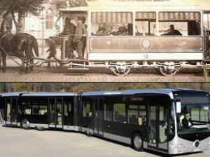 Atlı tramvaydan metrobüse geçiş hikayesi
