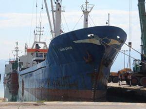 Azan Çavuş adlı gemi icradan satışa çıktı