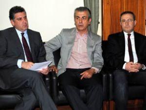 ÇTSO Meclisi'nden Liman Projesi'ne destek