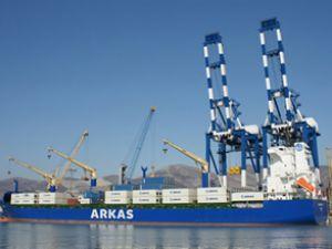 Arkas Line'dan çevre dostu konteynerler