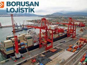Borusan Lojistik yatırımlarını sürdürüyor